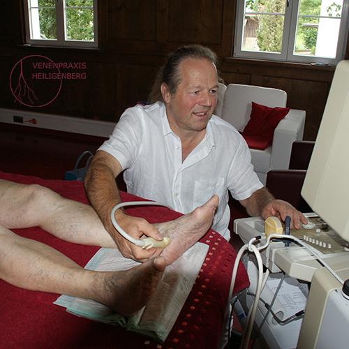 Venenpraxis Heiligenberg Ultraschall 1